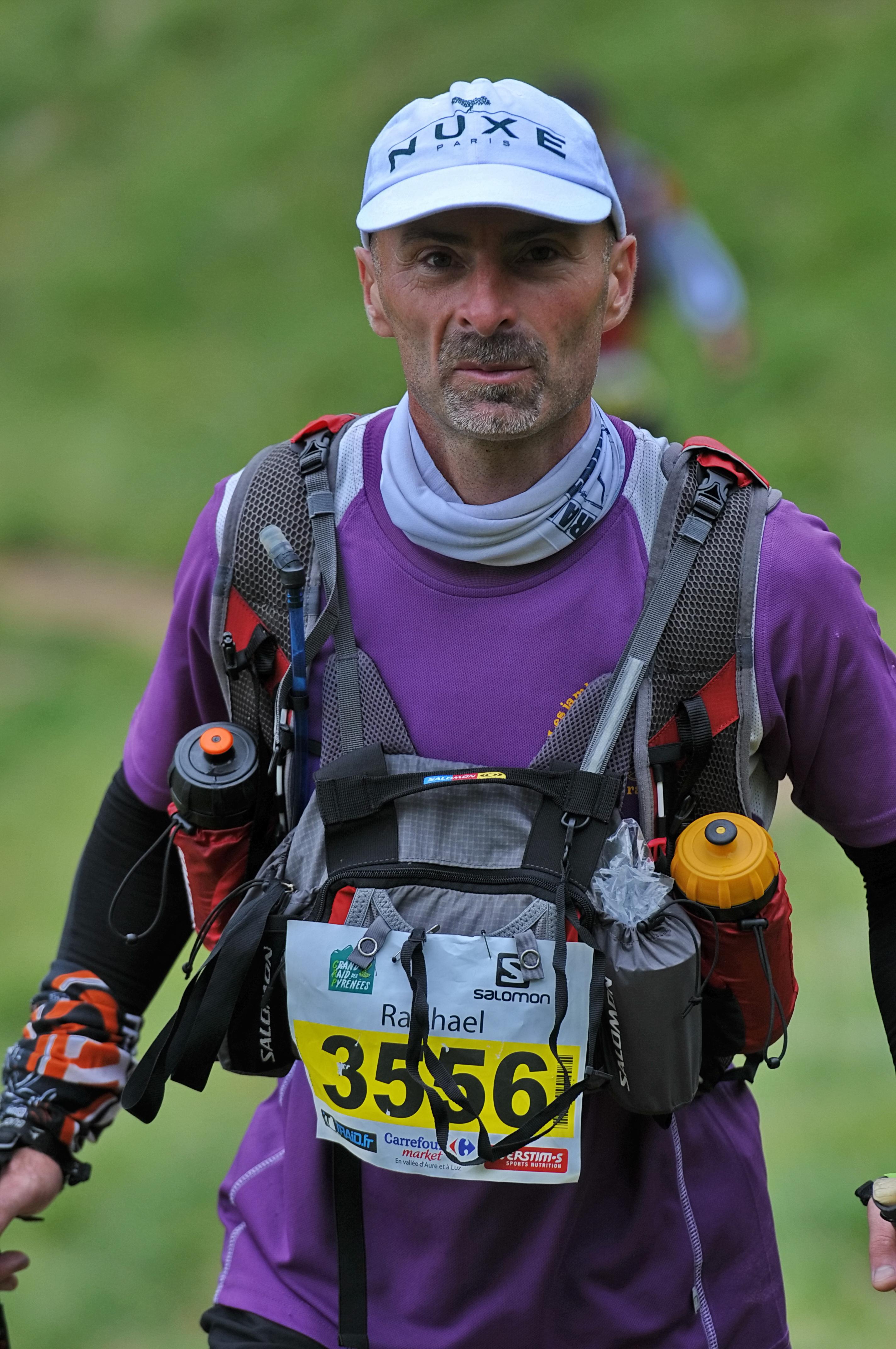 GRP 160km, Raphael Cochetel coach sportif dans le Vaucluse
