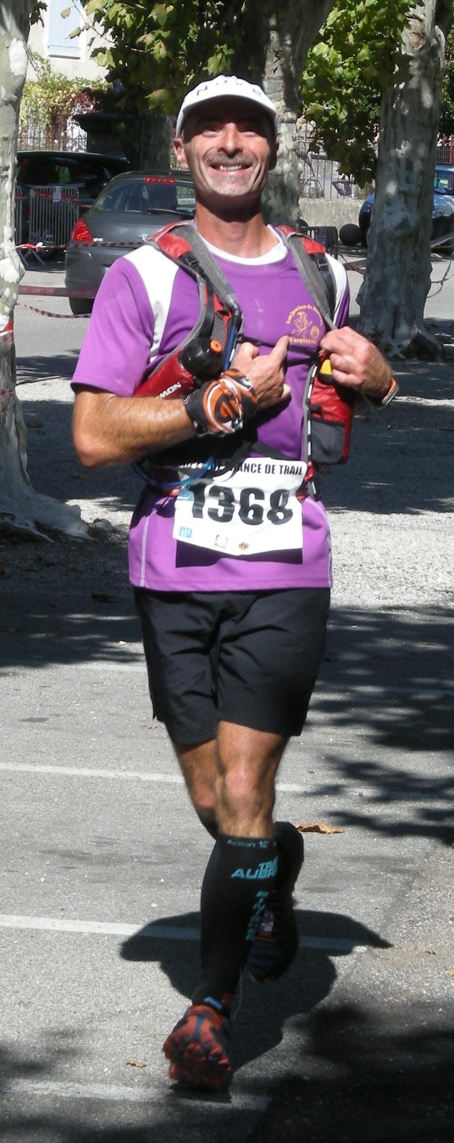 Raphael Cochetel, coach sportif dans le Vaucluse